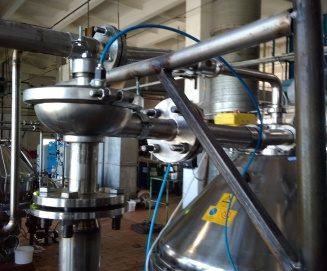 Сепаратор DHZ550E для автоматической экстракции масла, доставка, монтаж, обслуживание
