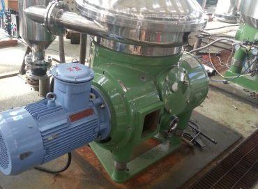 Сепаратор DHZ470 для рафинации растительного масла