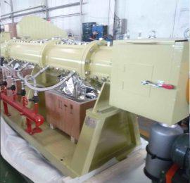 Экспандер YJP25 для обработки сои, жмыха, подсолнечника, рапса, заказать с монтажом